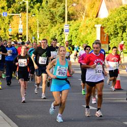 SEB Tallinna Maraton - Eduard Tee (566), Bianka Schwede (637), Krista Jõessar (890), Giuliano Santin (1423), Alo Sidorov (1445)