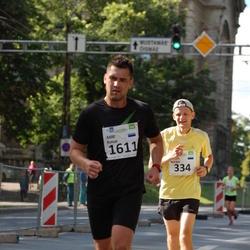 SEB Tallinna Maraton - Margus Noška (334), Aare Kutsar (1611)