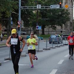 SEB Tallinna Maraton - Martina Whalen (926), Ago Teder (1743)