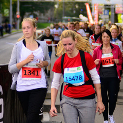 SEB Tallinna Maraton - Brith Juhanson (1341), Christin Vardi (15428)