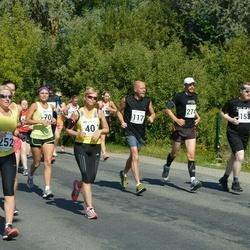 Tartu Suvejooks - Piret Urbas (40), Age Jakobson (252)
