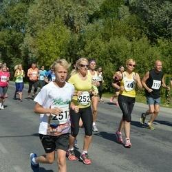 Tartu Suvejooks - Antero Jakobson (251), Age Jakobson (252)