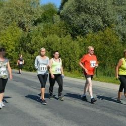 Tartu Suvejooks - Annely Ojastu (717), Mirle Jürima (719), Aivar Kaljusaar (722)