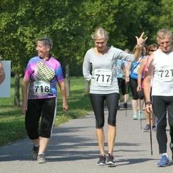 Tartu Suvejooks - Pille Aun (716), Annely Ojastu (717), Tiia Konts (718), Viktor Ilves (721)
