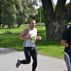 SEB Tallinna Maraton - Rein Riisalu (230), Arlyn Mitt (321), Harri Hellevaara (931)