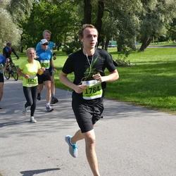 SEB Tallinna Maraton - Jüri Soovik (576), Aet Ristmägi (1628), Roberts Zentelis (1784)