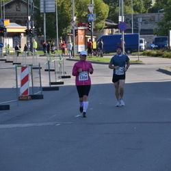 SEB Tallinna Maraton - Tarmo Greenbaum (1276), Anni Tampere (1356)
