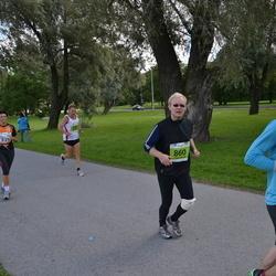 SEB Tallinna Maraton - Annika Alas (86), Keijo Painola (587), Mirja Kimari (839), Toomas Põder (1671)