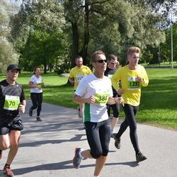 SEB Tallinna Maraton - Aadu Sedman (70), Margus Rink (384)