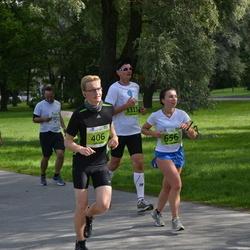 SEB Tallinna Maraton - Siim Tarbe (406), Julia Seleznjova (656), Artur Praun (1311)