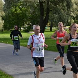 SEB Tallinna Maraton - Rain Bõmberg (60), Marek Suur (746), Bjarne Andersen (1110)