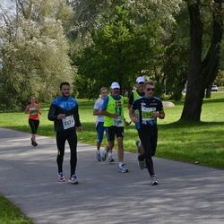 SEB Tallinna Maraton - Jaanus Loitmaa (1941), Hans Streuer (2086), Andre Poopuu (2124)