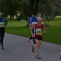 SEB Tallinna Maraton - Anatoly Efimov (30), Kert-Robert Nõmme (1192), Ago Luus (1270)