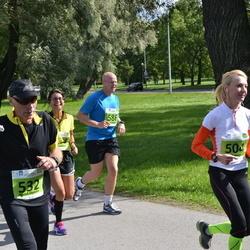 SEB Tallinna Maraton - Eda Lehmann (504), Anatoli Shuvalov (532), Reima Linnanvirta (586)