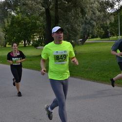 SEB Tallinna Maraton - Annika Alas (86), Priit Kukk (849), Mark Fishman (888)