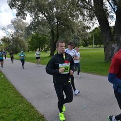 SEB Tallinna Maraton - Märt Puusepp (404), Boris Vinogradov (1116)