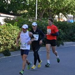 SEB Tallinna Maraton - Tanel Leisalu (479), Andre Abner (1621)
