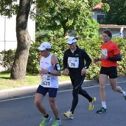 SEB Tallinna Maraton - Kaido Tigas (76), Tanel Leisalu (479), Andre Abner (1621)