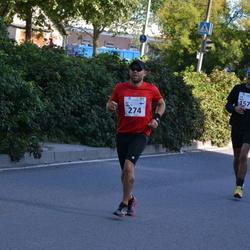 SEB Tallinna Maraton - Ari Wolff (274), Tiit Karja (1578)