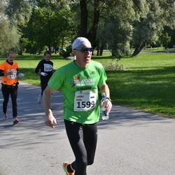 SEB Tallinna Maraton - Birgi Putkonen (377), Senja Liiri (1118), Janno Hollo (1599)
