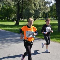 SEB Tallinna Maraton - Birgi Putkonen (377), Senja Liiri (1118)