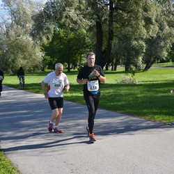 SEB Tallinna Maraton - Urmas Lorvi (499), Aalo Kukk (618)