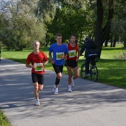 SEB Tallinna Maraton - Kaupo Sabre (28), Jürgen Soo (99), Bert Tippi (131)