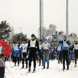 41. Tartu Maraton - Priit Koha (2423), Anders Back (2475)