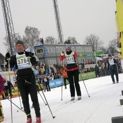 41. Tartu Maraton - Annika Virolainen (3515), Vello-Verdinand Vetto (3784)
