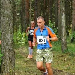 43. jooks ümber Ülemiste järve - Ago Võhmar (1031)