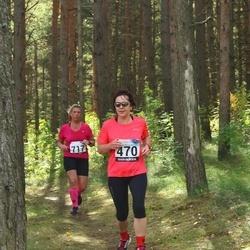 43. jooks ümber Ülemiste järve - Aet Kull (470)