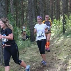 43. jooks ümber Ülemiste järve - Anna Maria Võsu (1032)