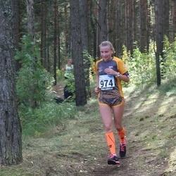 43. jooks ümber Ülemiste järve - Aet Urvast (974)