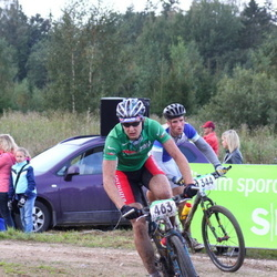 SEB 15. Tartu Rattamaraton - Reinis Rozenbergs (344), Artur Gornischeff (463)