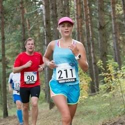 43. jooks ümber Ülemiste järve - Ann-Christine Allik (211)