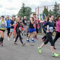 43. jooks ümber Ülemiste järve - Anni Kivimägi (426), Eike Sild-Neeme (860)