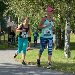 43. jooks ümber Ülemiste järve - Annemari Paas (69), Geidi Pajuste (71), Kristo Varend (107)