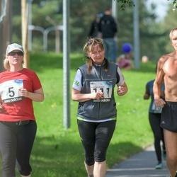 43. jooks ümber Ülemiste järve - Anne Arendi (5), Anneli Vellerind (111)
