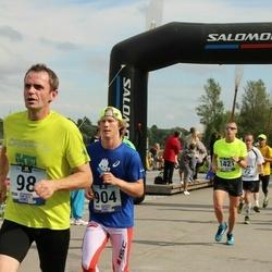 Jüri Jaansoni Kahe Silla Jooks - Neeme Teearu (98), Ann-Christine Allik (904)