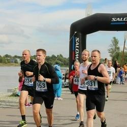Jüri Jaansoni Kahe Silla Jooks - Hannes Kirsman (214), Vahur Mägi (234), Rauno Liebenau (931), Bert Reila (953)