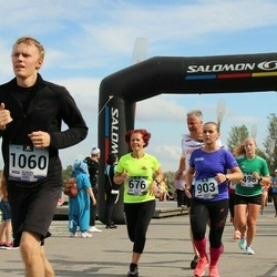 Jüri Jaansoni Kahe Silla Jooks - Margit Blehner (676), Anni Adamson (903), Vaiko Vare (1060)
