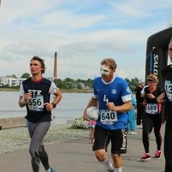 Jüri Jaansoni Kahe Silla Jooks - Ago Altjõe (556), Tarmo Luks (640)