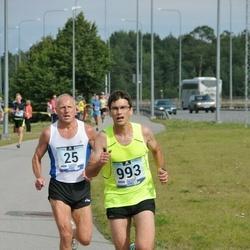 Jüri Jaansoni Kahe Silla Jooks - Ago Veilberg (25), Tarmo Maiste (993)