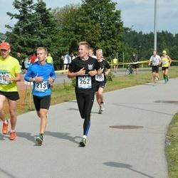 Jüri Jaansoni Kahe Silla Jooks - Ander Koppel (213), Joonatan Kama (262)