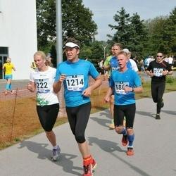 Jüri Jaansoni Kahe Silla Jooks - Brit Rammul (222), Jüri Vlassov (1214)