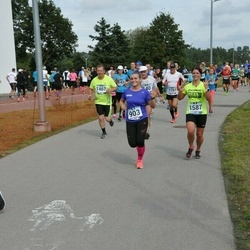 Jüri Jaansoni Kahe Silla Jooks - Anni Adamson (903)
