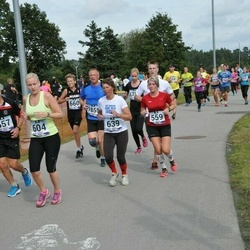 Jüri Jaansoni Kahe Silla Jooks - Age Jakobson (559), Aliise Allik (604), Helga Kivila (639)
