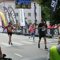 Jüri Jaansoni Kahe Silla Jooks - Aare Jõumees (632)