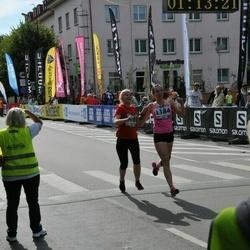 Jüri Jaansoni Kahe Silla Jooks - Berit Terras (1184), Cäro-Ly Helve (1185)