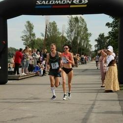 Jüri Jaansoni Kahe Silla Jooks - Jelena Prokopcuka (10), Bert Tippi (27)